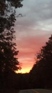 Sunset for Dangling