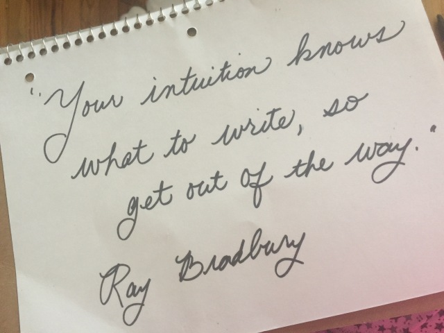 Writer quote by Bradbury.jpg